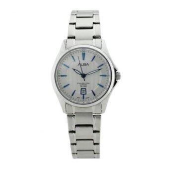 ALBA นาฬิกา AH7F39X White