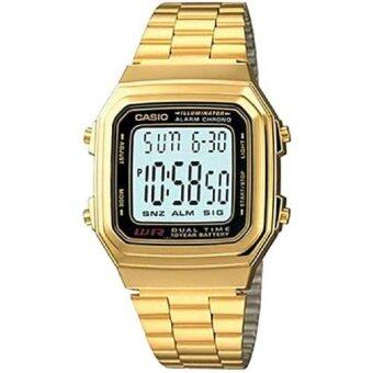 Casio Standard นาฬิกาข้อมือ รุ่น A178WGA-1ADF (cmg)