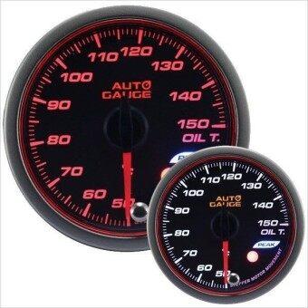Autogauge เกจ์วัดความร้อนน้ำมันเครื่อง oil temp gauge Angelring 548 Series 2 นิ้วครึ่ง