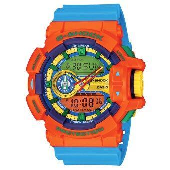 Casio G-Shock GA-400-4ADR Blue image