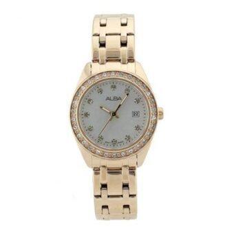 ALBA นาฬิกา AH7F74X Silver