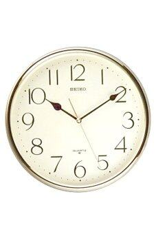 SEIKO นาฬิกาแขวน รุ่น QXA001GT (GOLD)