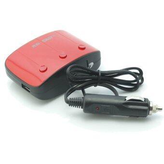 SAST AY-T11 by 9FINAL ขยายช่องจุดบุหรี่ 3 ช่อง พร้อม usb charger 2 port พร้อมระบบป้องกันการจ่ายไฟ (สีแดง/ดำ) (image 3)