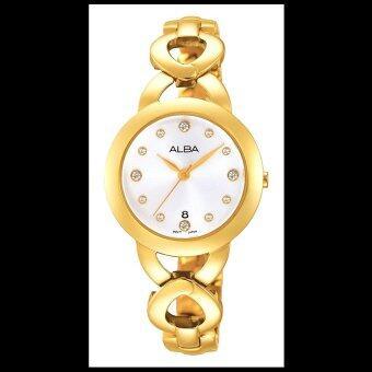 นาฬิกา Alba รุ่น AH7G94X1-สีทอง