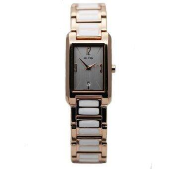 นาฬิกา ALBA modern lady