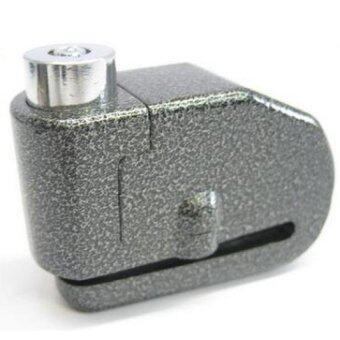 Beret กุญแจล๊อคดิสจานเบรค กันขโมยมีเสียงร้องเตือนสำหรับรถมอเตอร์ไซด์ ทุกรุ่น DA-603 (สีดำ)
