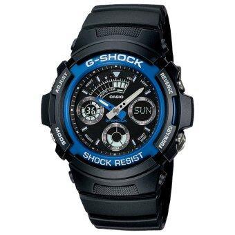 Casio G-shock นาฬิกาข้อมือ รุ่น AW-591-2 image