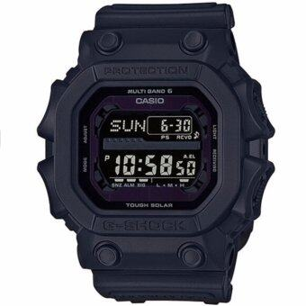 CASIO G-Shock นาฬิกาข้อมือผู้ชาย สีดำ สายเรซิน รุ่น GX-56BB-1DR image