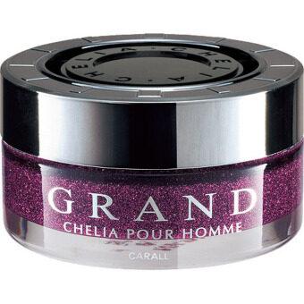 CARALL น้ำหอมรถยนต์ GRAND CHELIA 72G กลิ่น Moisture Soap #1747 55ml - Red