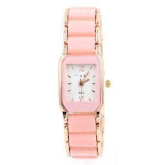Sevenlight Sevenlight นาฬิกาข้อมือผู้หญิง - BS8017 (Pink)