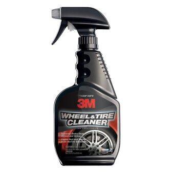 3M TIRE&WHEEL CLEANER ผลิตภัณฑ์ทำความสะอาดยางและล้อรถยนต์