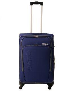 American Tourister กระเป๋าเดินทาง รุ่น FEATHERLITE II ขนาด 24 นิ้ว EXP- สีน้ำเงิน