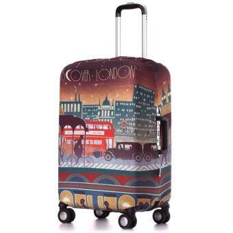 POLOGY ผ้าคลุมกระเป๋าเดินทาง (ขนาด M) สำหรับ 24