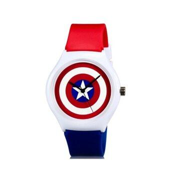Kid's Student's Fashionable Star Pattern Watch