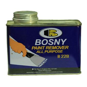 BOSNY น้ำยาลอกสี บอสนี่ PAINT REMOVER ALL PURPOSE B 228ขนาด 400 กรัม