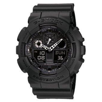 Casio G-Shock GA-100-1A1 สีดำ