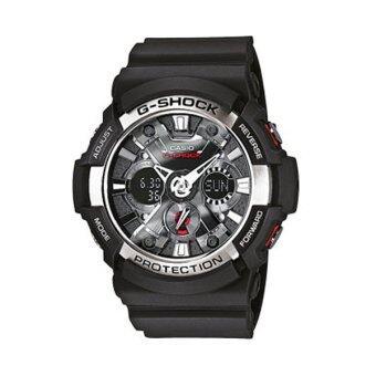 Casio G-Shock GA-200.., 1 สีดำ