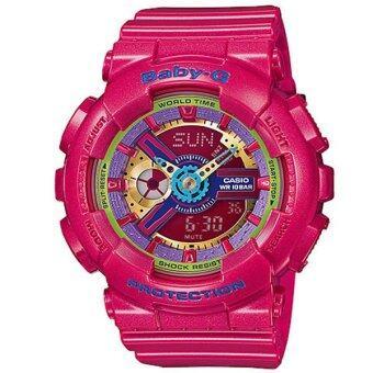 Casio Baby-G Ba-112-4 Pink