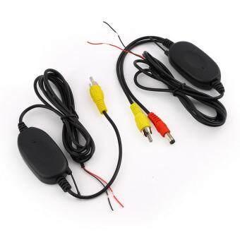2.4G Wireless Car Reverse Rear View Backup Camera 7 IR Night Vision New