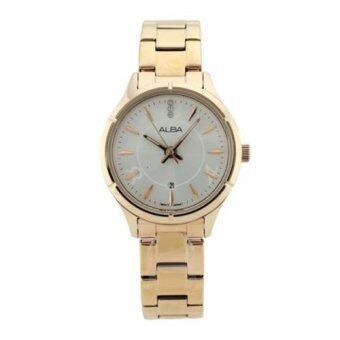 ALBA นาฬิกา AH7E90X White