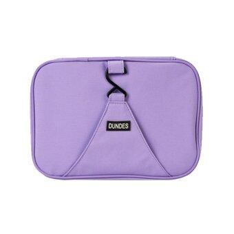 GJP กระเป๋าใส่อุปกรณ์อาบน้ำ เครื่องสำอางค์ อเนกประสงค์ (Purple)