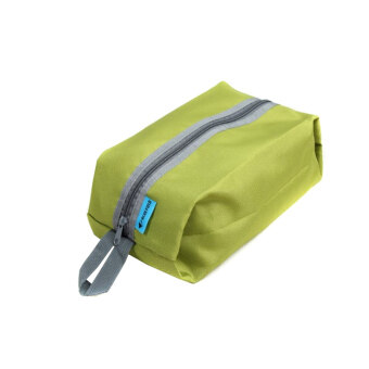 Waterproof Portable Travel Tote Toiletries Laundry Shoe Pouch Storage Bag Green