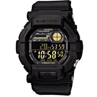 Casio G-shock รุ่น GD-350-1BDR - Black