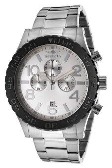 Invicta Specialty Men Watch Silver Color Stainless Strap Model 15159