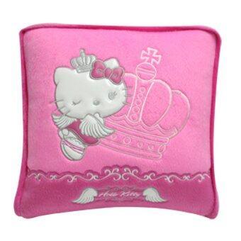 Kitty หมอนผ้าห่ม2 in 1 Kitty Angel