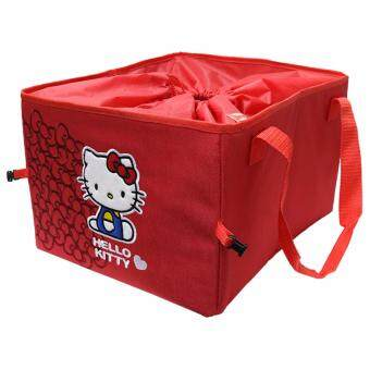 Kitty กล่องใส่ของอเนกประสงค์ I'm Kitty สีแดง