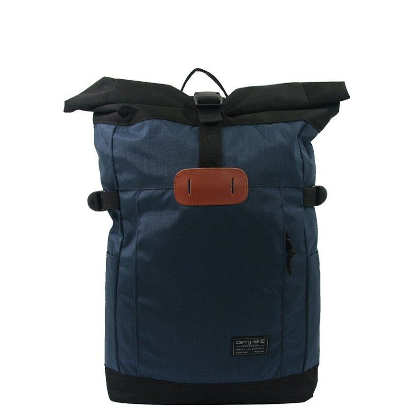 กระเป๋าเป้Carry-allรุ่น13891สีกรมท่า