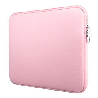 Laptop Protective Carrying Sleeve Protector Pouch Bag for Apple MacBook Pro Universal 11 inch Laptop Pink