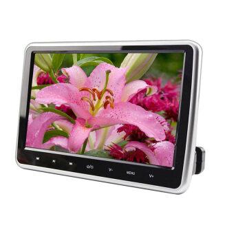 """MEGA HDMI 10"""" HD Digital LCD Screen Car Headrest Monitor DVD/USB/SDPlayer IR/FM - intl"""