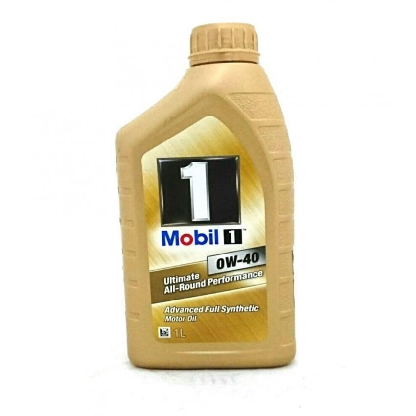 Mobil 1 0W-40 Ultimate Full Synthetic 100% 1ลิตร