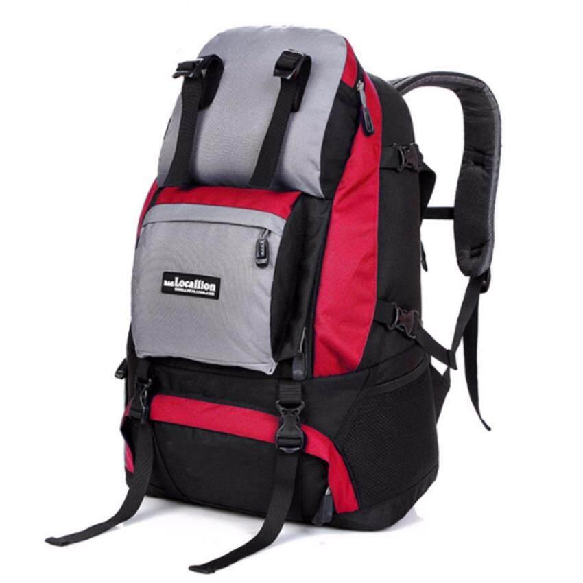 NL16BU สีน้ำเงิน กระเป๋าเดินทาง กระเป๋าสะพายหลัง กระเป๋าเป้เดินทาง กระเป๋าเป้ผู้ชาย กระเป๋าเป้เท่ๆ กระเป๋าสัมภาระ กระเป๋าไนลอนกันน้ำ backpack
