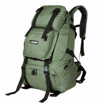 NL16SG สีเขียวทหาร กระเป๋าเดินทาง กระเป๋าสะพายหลัง กระเป๋าเป้เดินทาง กระเป๋าเป้ผู้ชาย กระเป๋าเป้เท่ๆ กระเป๋าสัมภาระ กระเป๋าไนลอนกันน้ำ backpack