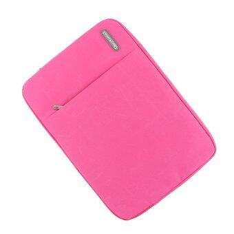 "Notebook Laptop Sleeve Case Carry Bag Cover for 13"" MacBook Air/Pro (Pink) - Intl"