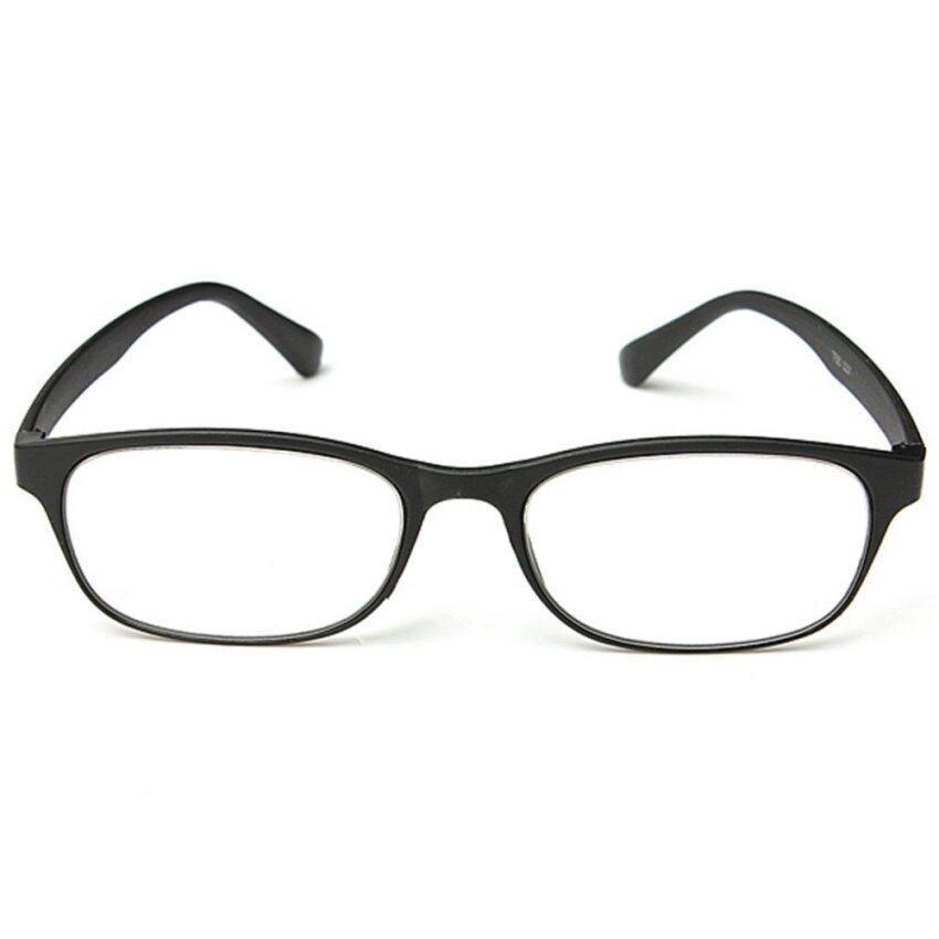Occhiali Da Vista Lettura Presbiopia RETRO VINTAGE Resina Varie diottrie NERO +3.5