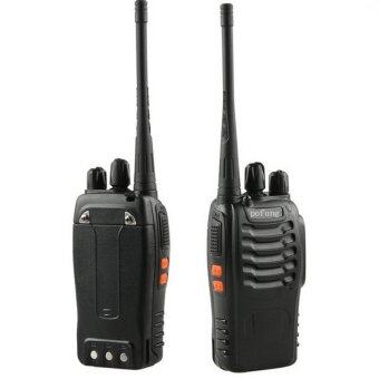 OH Pofung BF-888S UHF 400-470 MHz Handheld Walkie Talkie 2-way Amature Ham Radio