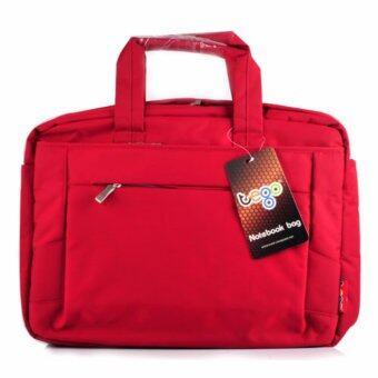 กระเป๋าโน๊ตบุ๊ค (สีแดงเลือดหมู)