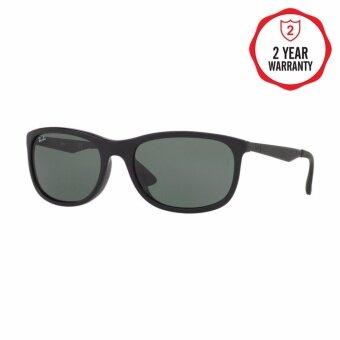 Ray-Ban แว่นกันแดด รุ่น - RB4267F - Black (901/71) Size 59 Green