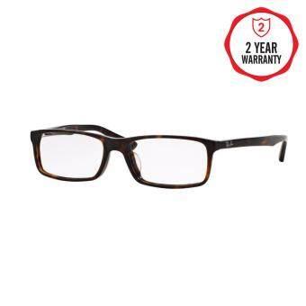 Ray-Ban แว่นสายตา รุ่น - RX5292D - Dark Havana (2012) Size 54 Demo Lens