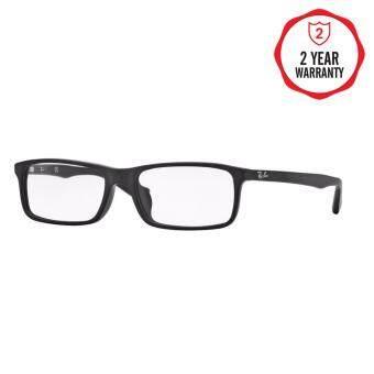 Ray-Ban แว่นสายตา รุ่น - RX5296D - Black (2000) Size 55 Demo Lens