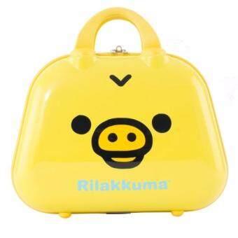 Rilakkuma : 13 Rilakkuma Collection Kiiroitori Handle Luggage - Yellow