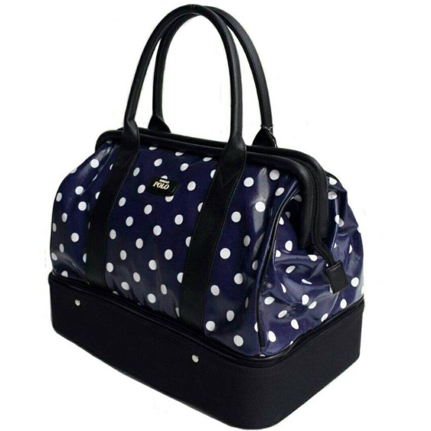 ROMAR POLO กระเป๋าใส่เสื้อผ้า กระเป๋าเดินทาง กระเป๋าแบบพับได้ SL26-59