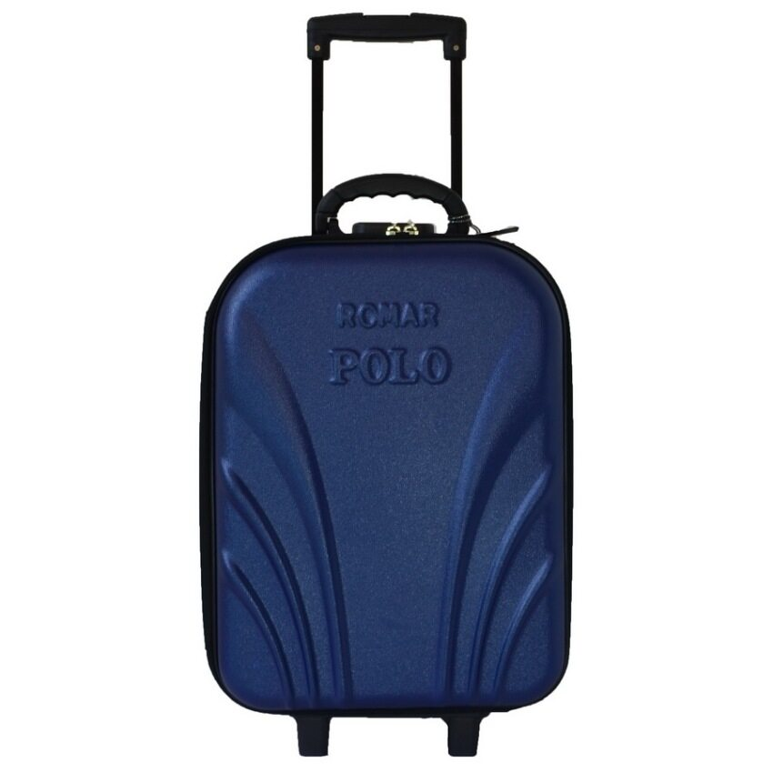 Romar Polo กระเป๋าเดินทาง 16 นิ้ว FB Code 34003 (Blue)