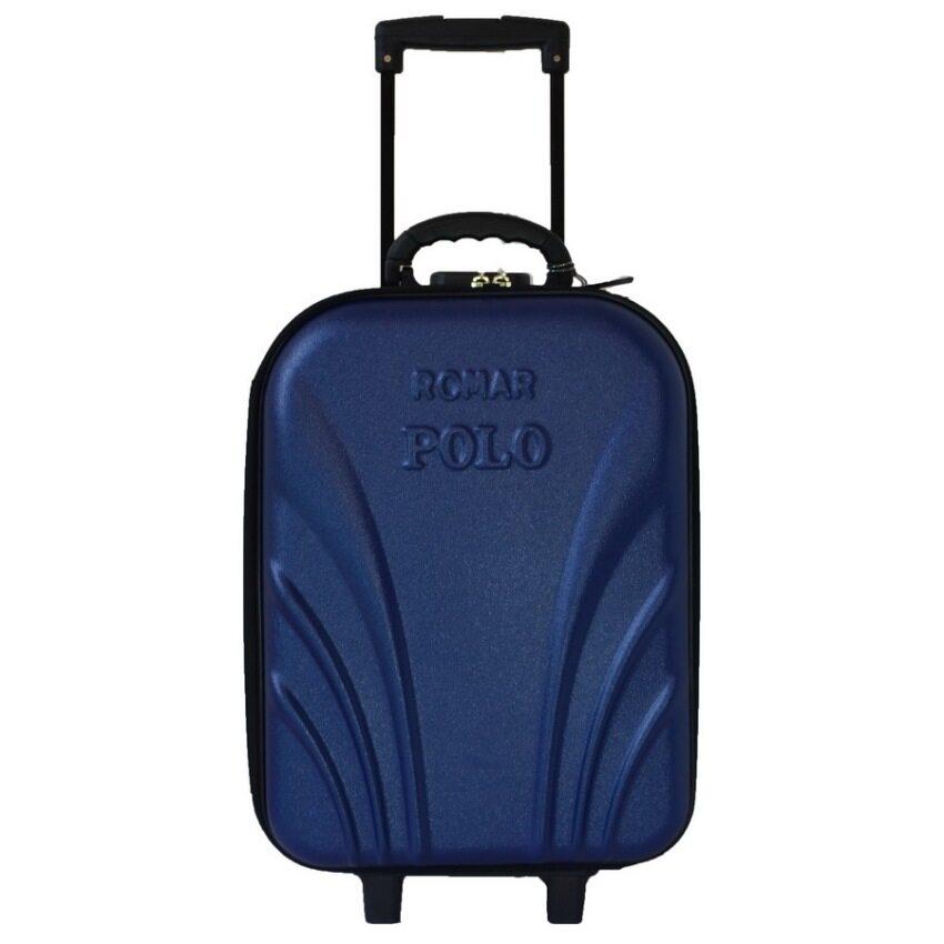 Romar Polo กระเป๋าเดินทาง 18 นิ้ว FB Code 3381-4 (Blue)