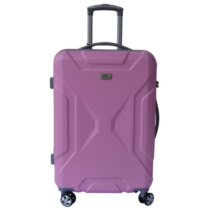 Romar Polo กระเป๋าเดินทาง 24 นิ้ว X-BOX242 (Pink)