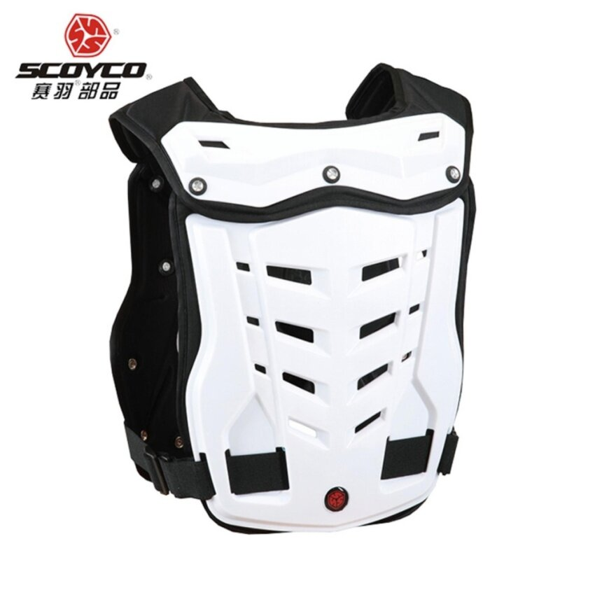 Scoyco AM05 Motorcycles Motocross Chest&Back Protector Armour Vest Racing Protective Body-Guard Armor - intl