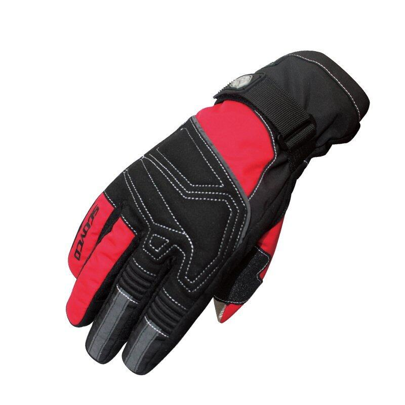 Scoyco MC30 Winter Motorcycle Gloves Protective Gears Red - INTL